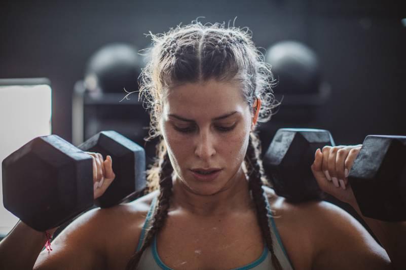 Άγχος στο γυμναστήριο